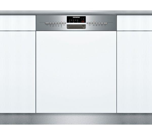 lave vaisselle encastrable avec bandeau 60cm  siemens