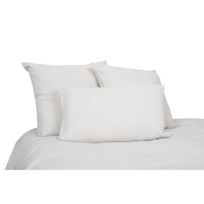 viti housse de couette 140x200 naturel harmony pickture. Black Bedroom Furniture Sets. Home Design Ideas
