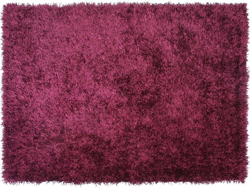 tapis shaggy 120x170 cm chic coloris aubergine conforama pickture. Black Bedroom Furniture Sets. Home Design Ideas