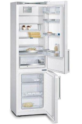 refrigerateur congelateur en bas siemens kg39ebw40. Black Bedroom Furniture Sets. Home Design Ideas