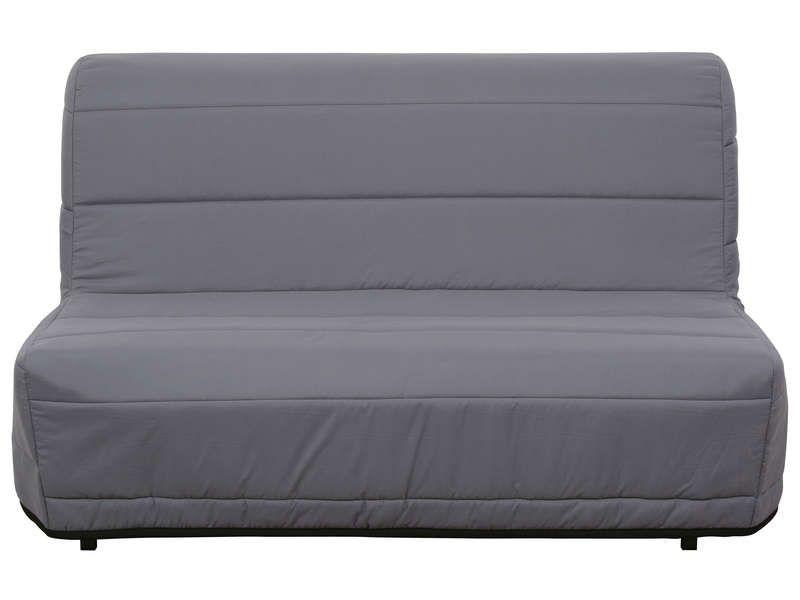 banquette bz monica coloris anthracite conforama pickture. Black Bedroom Furniture Sets. Home Design Ideas
