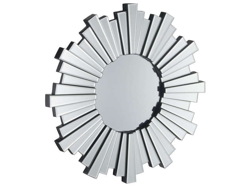 miroir mural soleil conforama pickture. Black Bedroom Furniture Sets. Home Design Ideas