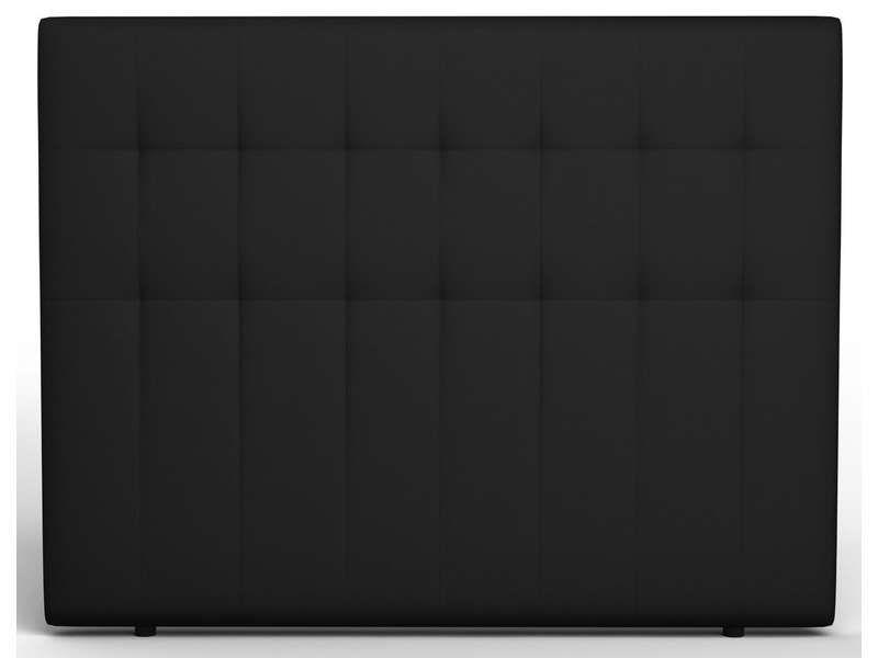 Tête de lit 162 cm CAPRI coloris noir  Conforama  Pickture
