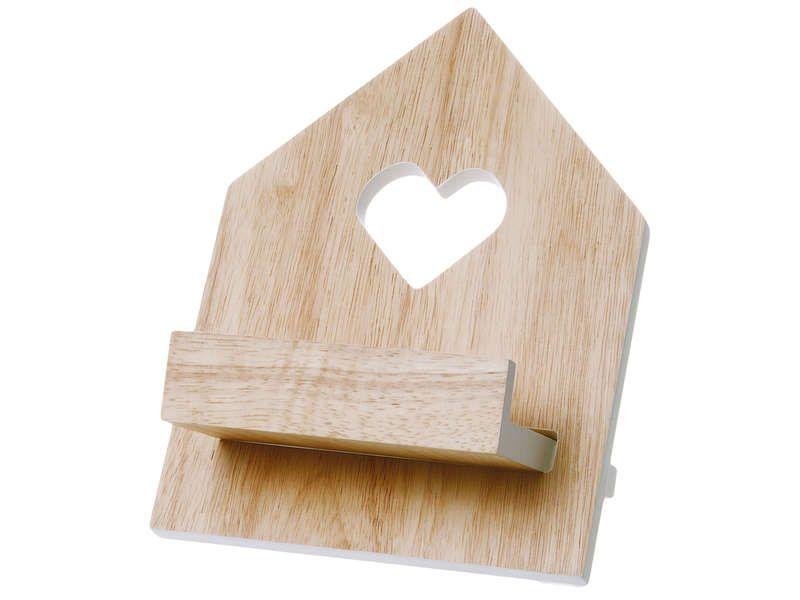 Porte revue home made bois bord blanc conforama pickture - Porte revue conforama ...