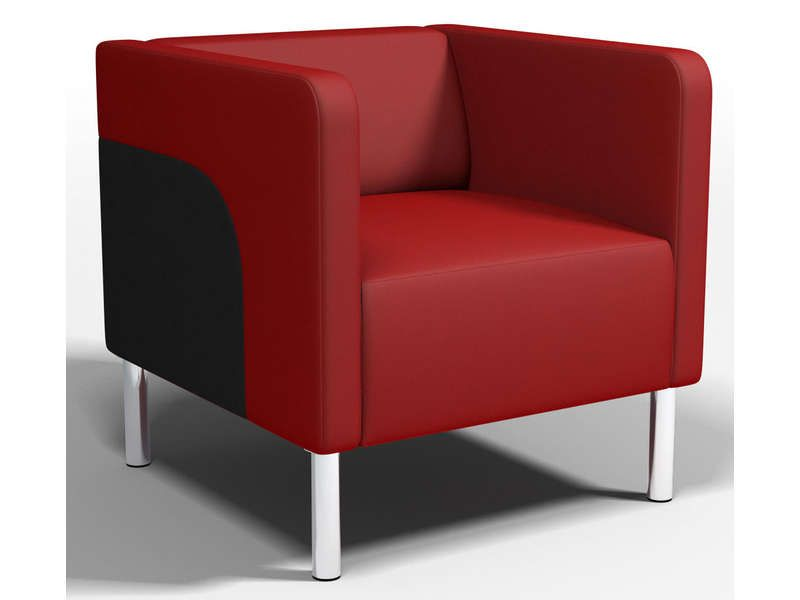 fauteuil rouge conforama maison design. Black Bedroom Furniture Sets. Home Design Ideas