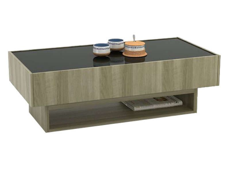 Table basse django bicolore conforama pickture - Table basse modulable conforama ...