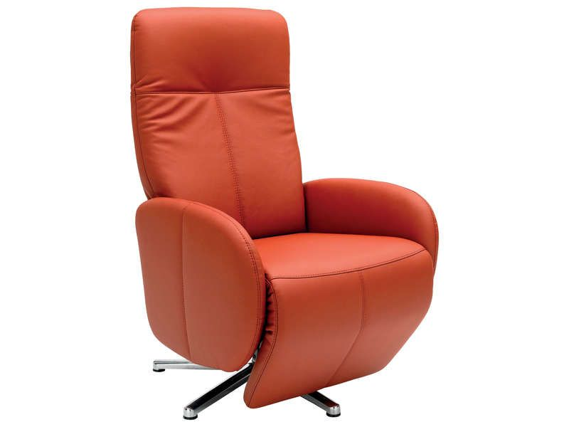 Fauteuil relaxation yves coloris rouge conforama pickture - Fauteuil rouge conforama ...