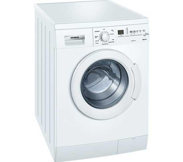 lave linge iq300 varioperfect wm14e363ff blanc siemens pickture. Black Bedroom Furniture Sets. Home Design Ideas