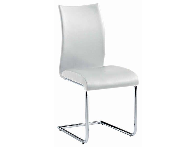 chaise alice coloris noir conforama pickture. Black Bedroom Furniture Sets. Home Design Ideas