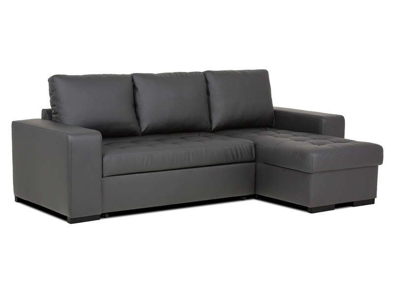 Canap d 39 angle convertible et r versible 4 conforama for Canape 4 places conforama