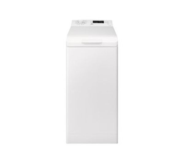Lave linge top ewt1060ssw electrolux pickture for Consommation d eau machine a laver