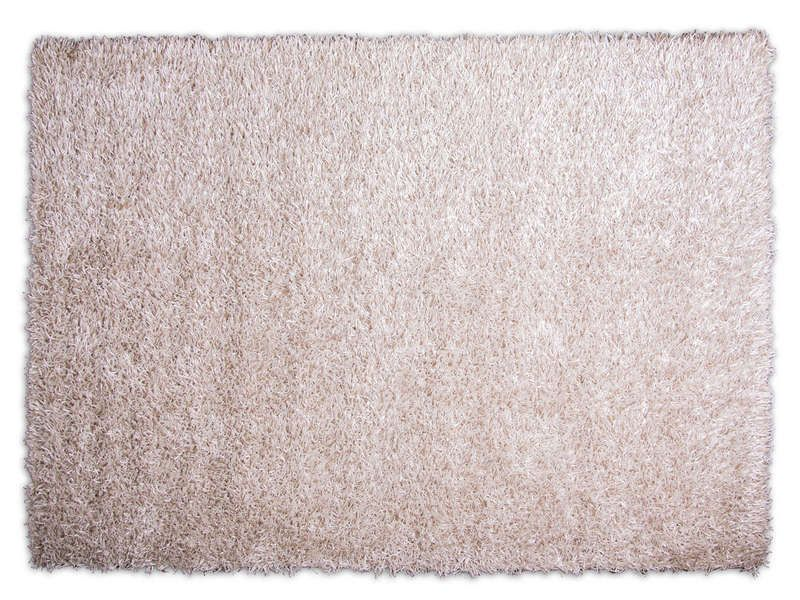 Tapis shaggy 160x230 cm coloris beige conforama pickture - Tapis conforama 160x230 ...