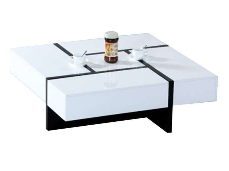 Table basse mozaic conforama pickture for Table basse modulable conforama
