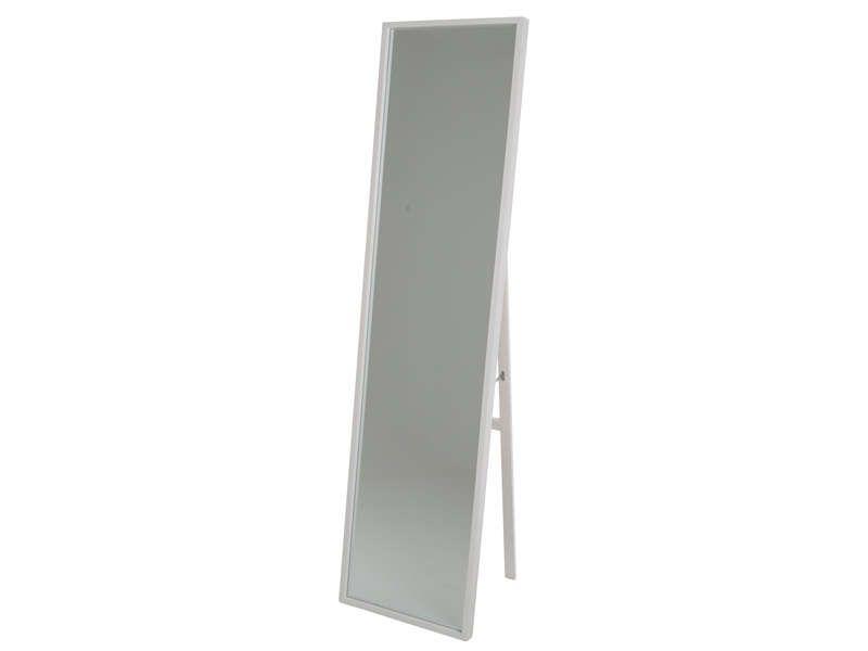 miroir psych 158 cm sopra coloris blanc conforama pickture. Black Bedroom Furniture Sets. Home Design Ideas