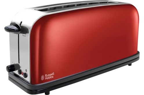 grille pain russell hobbs 21391 56 colours rouge russell hobbs pickture. Black Bedroom Furniture Sets. Home Design Ideas
