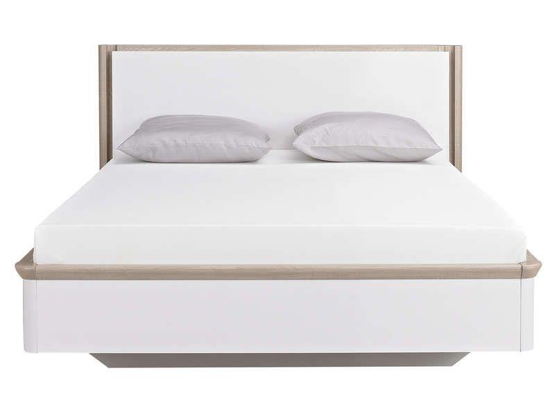lit 140x190 cm messina conforama pickture. Black Bedroom Furniture Sets. Home Design Ideas