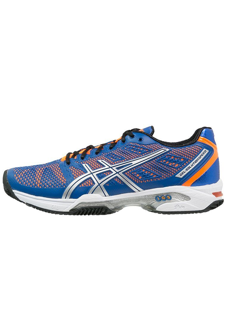 asics gelsolution speed 2 clay chaussures de asics. Black Bedroom Furniture Sets. Home Design Ideas