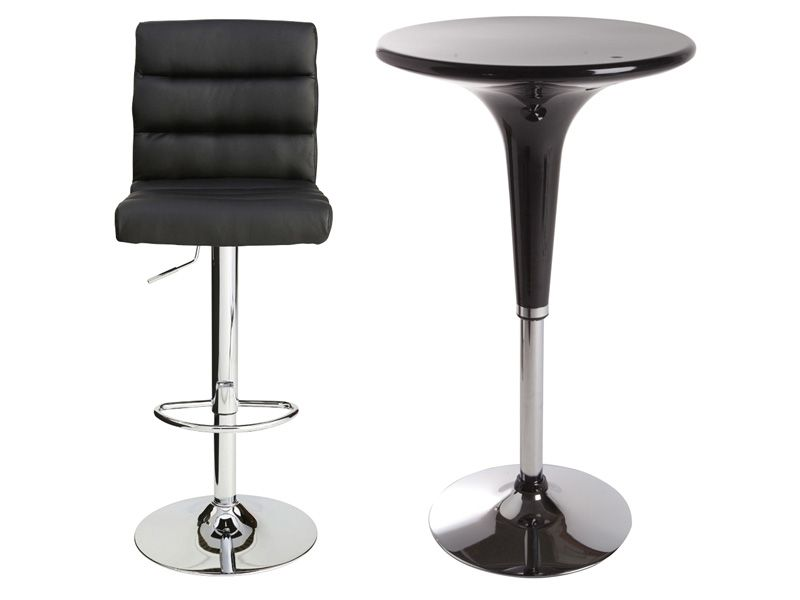 alinea tabourets de bar chaise de bar cuir belle tabouret. Black Bedroom Furniture Sets. Home Design Ideas