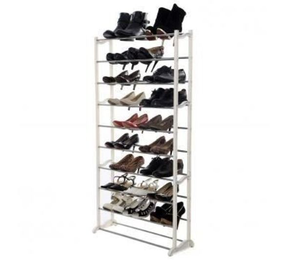 rack a chaussures 30 paires noname pickture. Black Bedroom Furniture Sets. Home Design Ideas