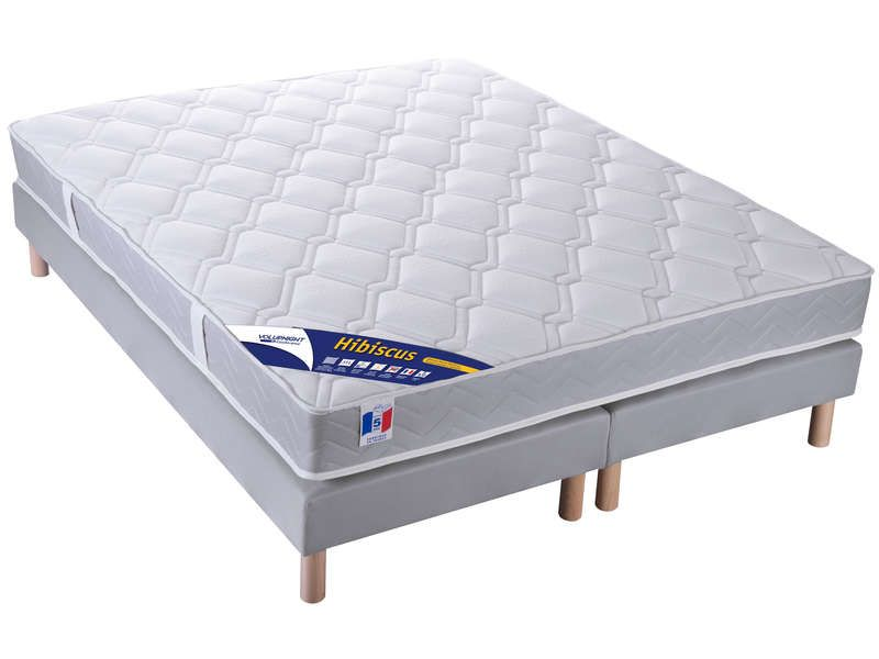 matelas sommier 180x200 cm volupnight by volupnight by. Black Bedroom Furniture Sets. Home Design Ideas