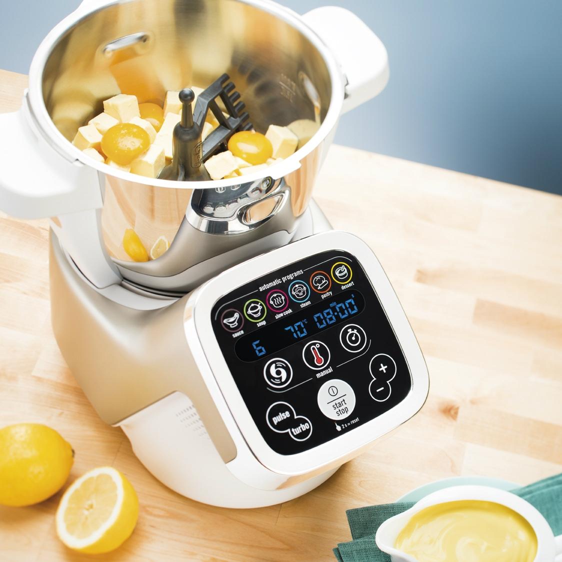 Robot multifonction hf800 moulinex pickture - Robot cuiseur moulinex hf800 companion cuisine ...