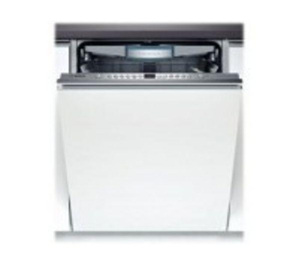 Lave vaisselle tout int grable smv69n20eu bosch pickture for Consommation lave vaisselle eau