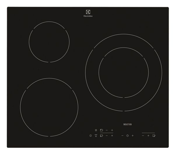 Table de cuisson induction 60 cm electrolux electrolux - Table de cuisson induction electrolux ...