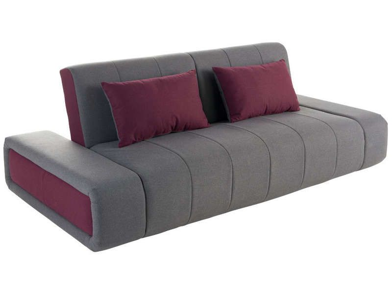 Banquette lit convertible connie coloris conforama pickture - Canape lit convertible conforama ...
