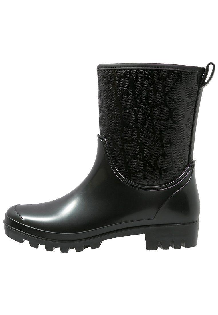 calvin klein jeans prentice bottes en caoutchouc calvin. Black Bedroom Furniture Sets. Home Design Ideas