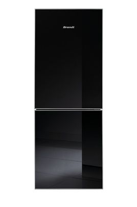 refrigerateur congelateur en bas brandt bfc5555gb brandt. Black Bedroom Furniture Sets. Home Design Ideas
