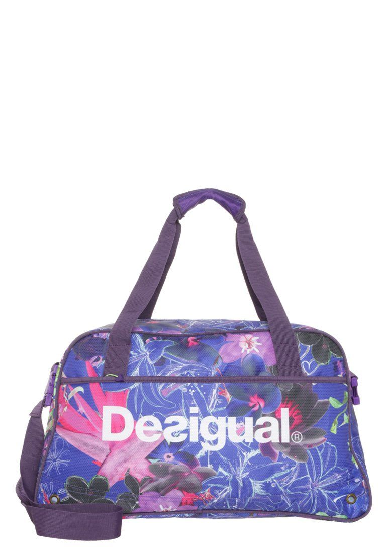 desigual bols bety sac de sport royal blue desigual pickture. Black Bedroom Furniture Sets. Home Design Ideas