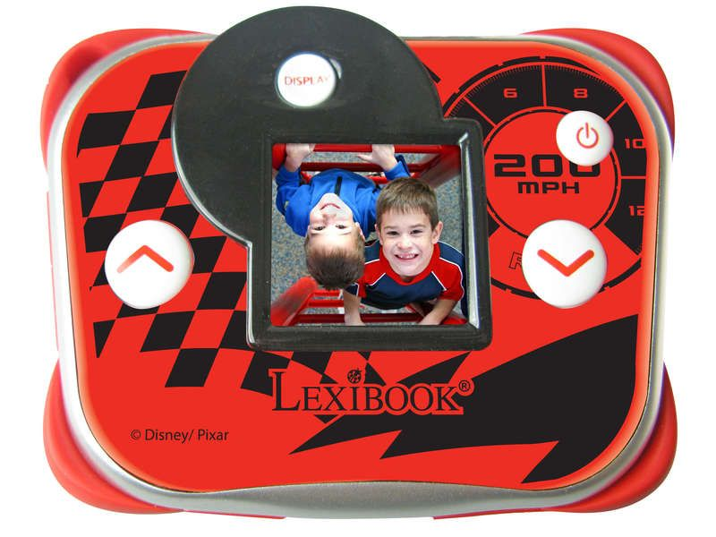 appareil photo num rique enfant lexibook cars lexibook. Black Bedroom Furniture Sets. Home Design Ideas