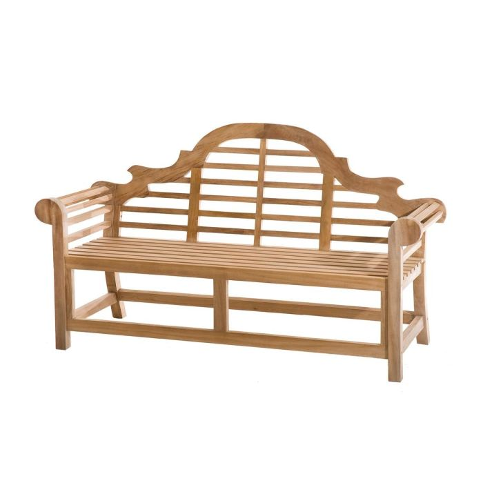 banc sumatra en teck aucune pickture. Black Bedroom Furniture Sets. Home Design Ideas