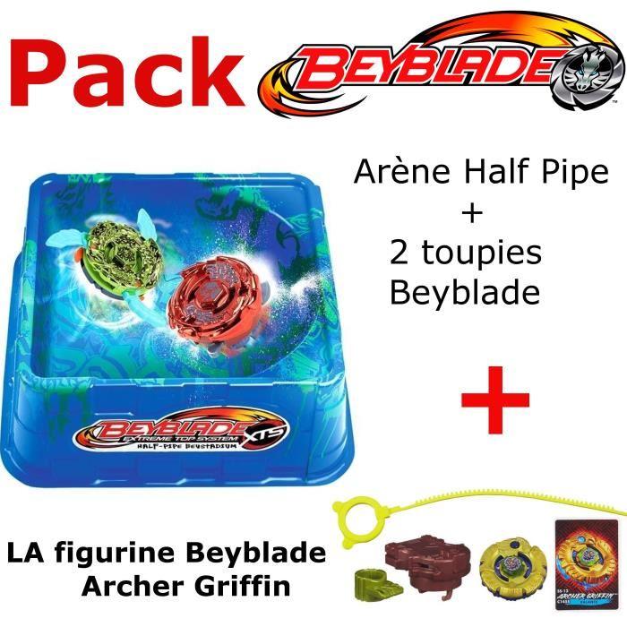 beyblade pack exclu arene toupie hasbro pickture. Black Bedroom Furniture Sets. Home Design Ideas