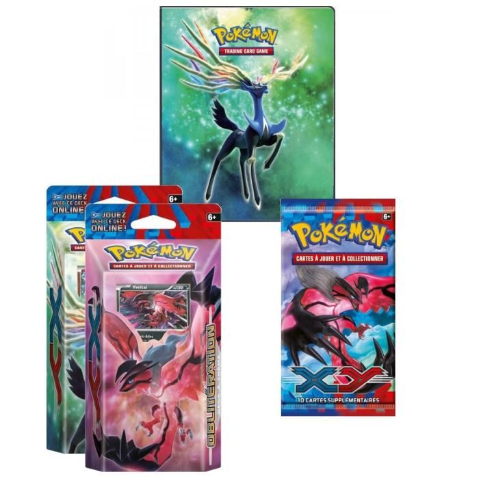 pokemon pack xy01 starter booster range cartes asmodee pickture. Black Bedroom Furniture Sets. Home Design Ideas