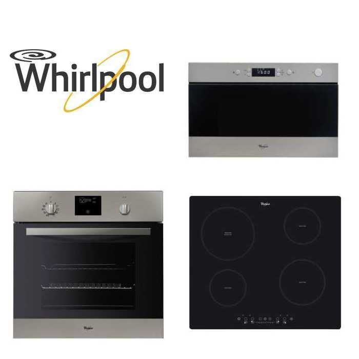 pack whirlpool encastrable four micro ondes plaque whirlpool pickture. Black Bedroom Furniture Sets. Home Design Ideas