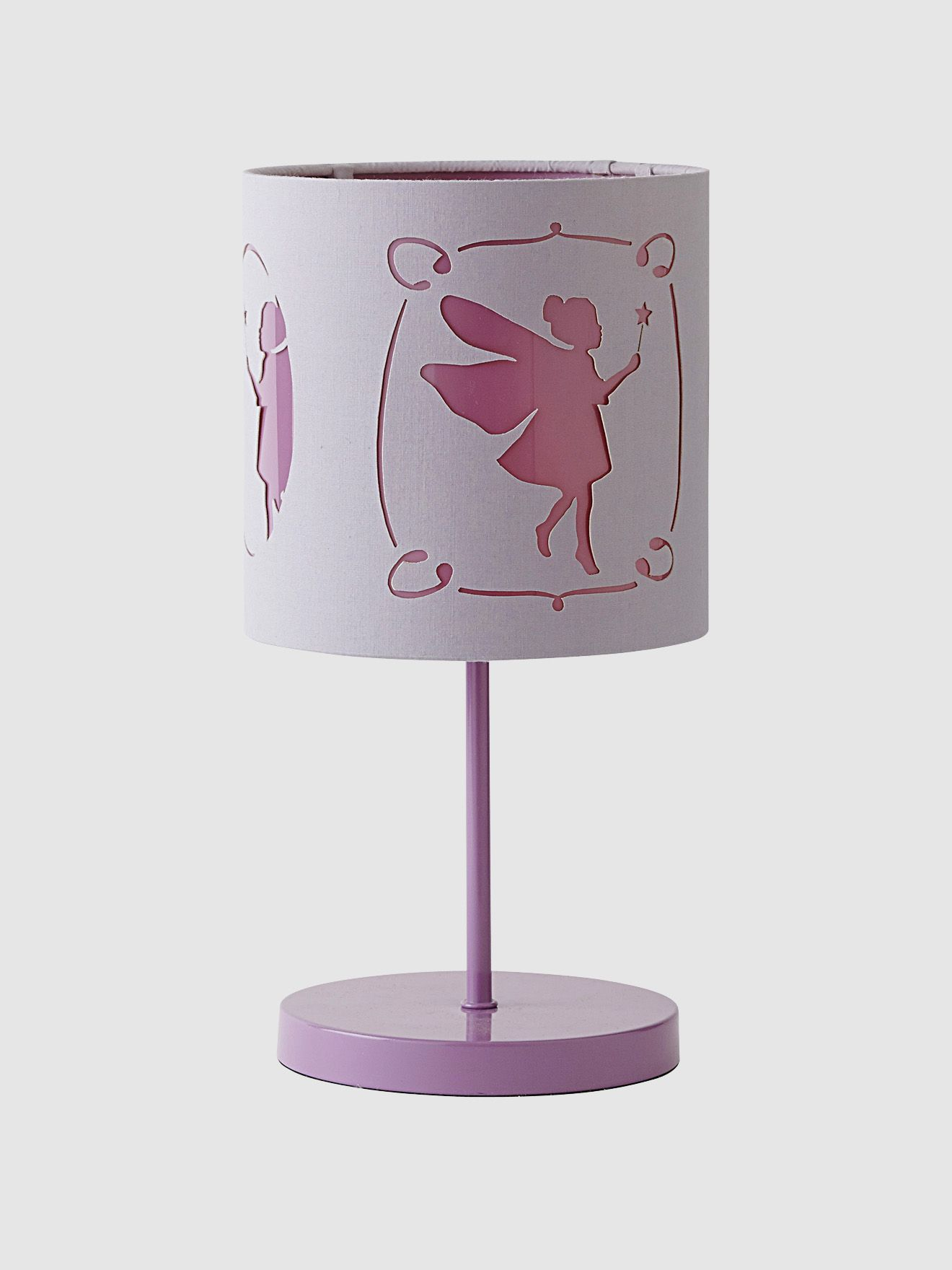 Lampe de chevet fille th me f e vertbaudet vertbaudet for Lampe de chevet fillette