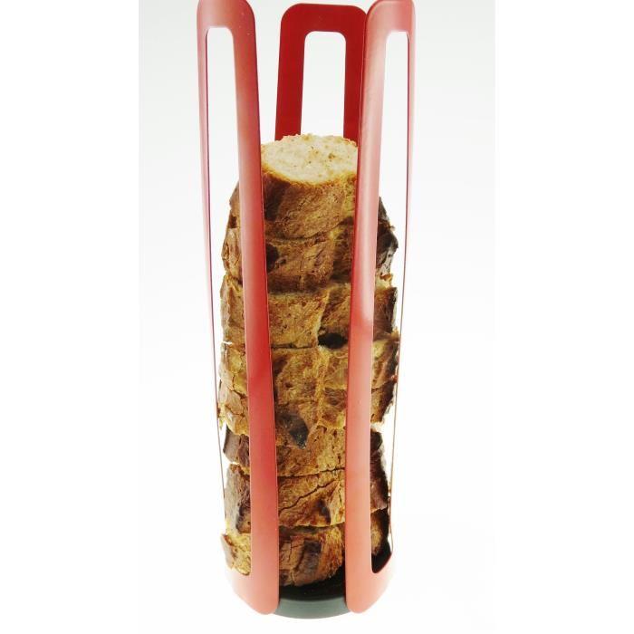 corbeille a pain verticale rouge aucune pickture. Black Bedroom Furniture Sets. Home Design Ideas