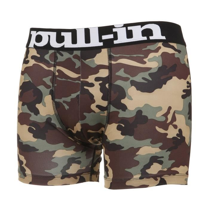 pull in boxer camouflage homme pull in pickture. Black Bedroom Furniture Sets. Home Design Ideas