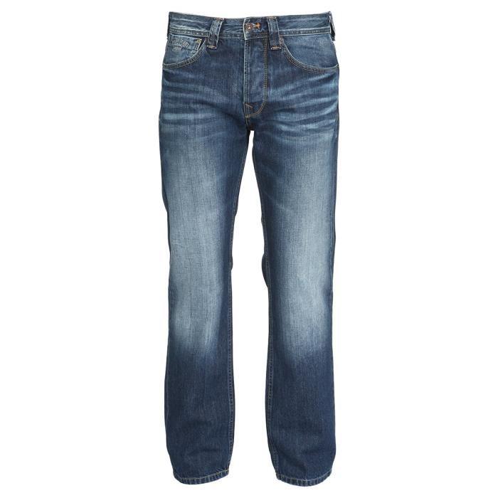 pepe jeans jean regular homme pepe jeans pickture. Black Bedroom Furniture Sets. Home Design Ideas