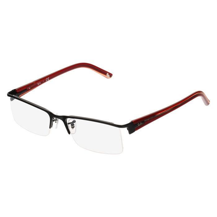 ray ban monture de lunettes de vue homme ray ban pickture. Black Bedroom Furniture Sets. Home Design Ideas