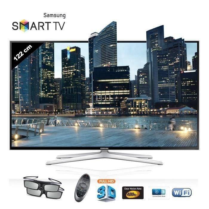 samsung ue 48h6400 led tv 3d smart tv samsung pickture. Black Bedroom Furniture Sets. Home Design Ideas