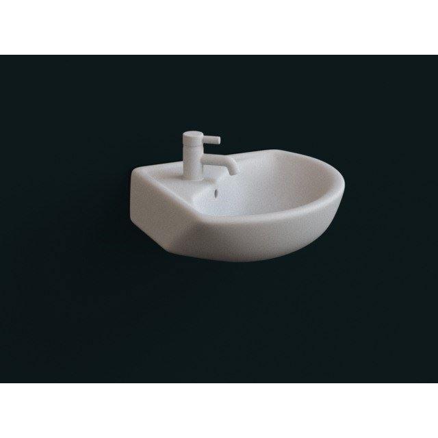 Maquette lavabo d 39 angle personnalis e aucune pickture - Grand lavabo d angle ...
