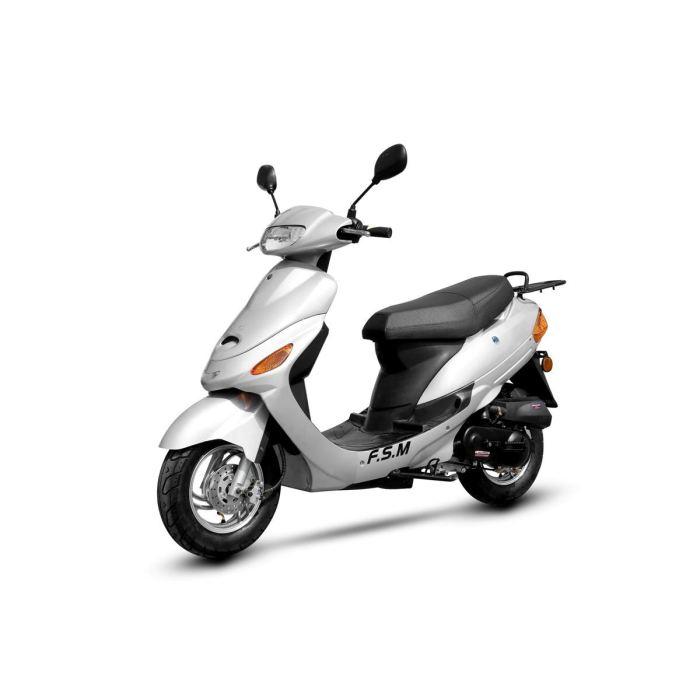 scooter 50cc 4t gris racer1 aucune pickture. Black Bedroom Furniture Sets. Home Design Ideas