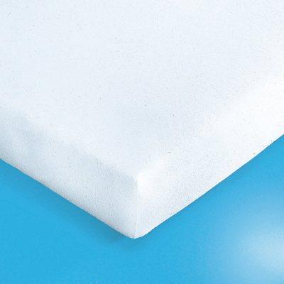 prot ge matelas molleton enduit long 200 cm la redoute. Black Bedroom Furniture Sets. Home Design Ideas