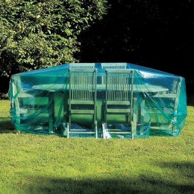 Housse pour salon de jardin 2 tailles la redoute pickture for La redoute salon jardin