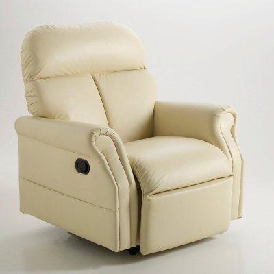 fauteuil releveur et massant cuir 2 versions la redoute pickture. Black Bedroom Furniture Sets. Home Design Ideas