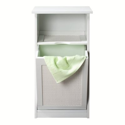 Meuble coffre linge nagoya la redoute pickture for Meuble linge sale