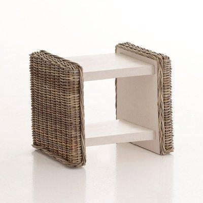 chevet en rotin de kubu derry la redoute pickture. Black Bedroom Furniture Sets. Home Design Ideas
