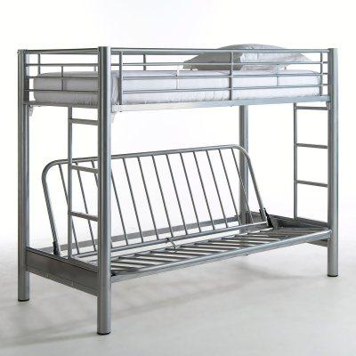 ensemble lit avec banquette clic clac janik la redoute pickture. Black Bedroom Furniture Sets. Home Design Ideas